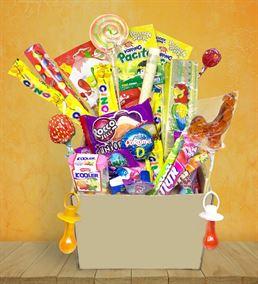 Nostaljik Şekerleme Hediye Kutusu