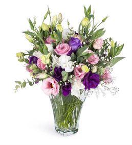 Tatlı Rüya Lisyantus Çiçek Aranjmanı