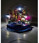 Dünya Işıklı Deniz Manzaralı Evimiz-Fns0012