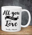 All You Need Is Love Kupa