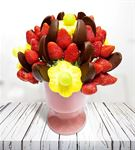 Aşk Buketi Nefis Meyve Sepeti