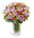 Baharın Renkleri Çiçek Aranjmanı