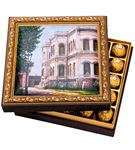 Beylerbeyi Sarayı Çerçeveli Çikolata Kutusu