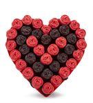 Biricik Aşkım Kalpli Kek Buketi Aranjmanı