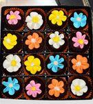 Çikolatalı Çiçek Bayram Hediyesi