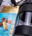 Godiva Çikolata Serisi Dünya Kahveleri Hediye Seti