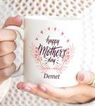 Happy Mother's Day Tasarımlı Kupa Bardak
