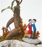 Kapadokya Sevgililer ve Bonsai Ağacı