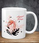 Kişiye Özel Flamingo Kupa