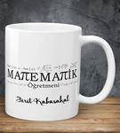 Matematik Öğretmeni Kupa