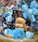 Mini Armut Hoşgeldin Bebeğim-Erkek Bebek-Ebama0108