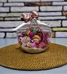 Mini Elma Balonlar Arasında Oynayan Kız-Ebame0083