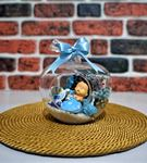 Mini Elma Yastıklı Erkek Bebek-Hoşgeldin-Ebame0078