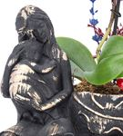 Mutter Serisi - Tek Dal Mini Orkide Tasarım