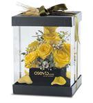 San Michele Tiorre Yellow Roses