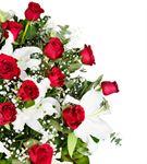 Sevgi Gülümsemesi Ferforje Çiçek Aranjmanı