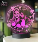 Sevgililer Gününe Özel Sarmal Kalpli 3d Modelli Ge