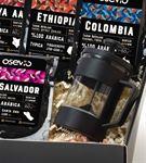Siyah Seri Dünya Kahveleri Seti