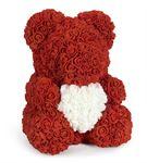 Teddy Bear Rose Kalpli Solmayan Gül