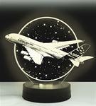 Uçak Modeli Led Lamba