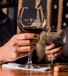 Evlilik Yıl Dönümü Hediyesi Piedmont Şarap Kadeh S