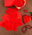 Kalp Kutulu Seni Seviyorum Çünkü Mesaj Kartları