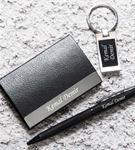 Kartvizitlik Kalem Anahtarlık Seti