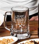 Save Water - Drink Beer Tasarımlı Kişiye Özel Bira