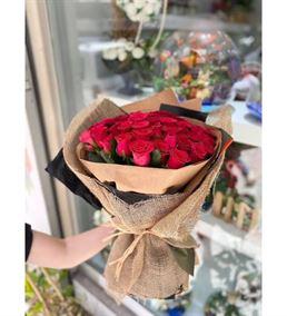 60 Kırmızı Güller