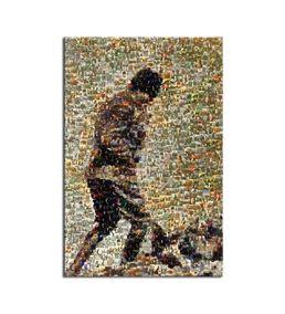 Atatürk Kocatepe Kanvas Tablo 20x30cm