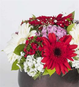 Bahar Kokulu Çiçek Aranjmanı