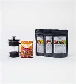 Bonte Çikolatalı Dünya Kahveleri Hediye Kutusu