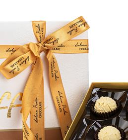 Brown Serisi Truff Spesiyal Çikolata Kutusu