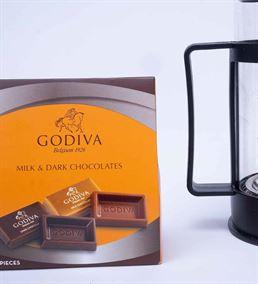 Çikolata Cümbüşü Yılbaşı Hediye Kutusu