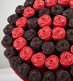 Çikolata Diyarı Nefis Lezzetli Kek Buketi