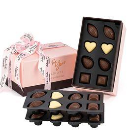 For You Çift Katlı Spesiyal Çikolata Kutusu