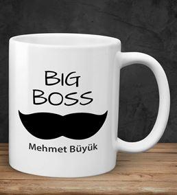 Kişiye Özel Big Boss Kupa