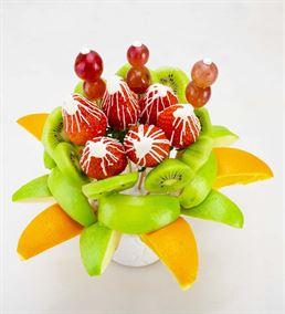 Lezzetli Vitamin Deposu Nefis Meyve Sepeti