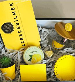 Limonlu Hediye Kutusu