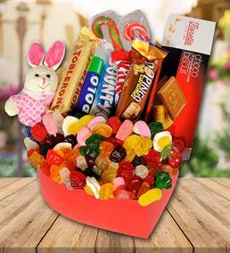 Love Dream - Jelibon Çikolata Hediye Kutusu