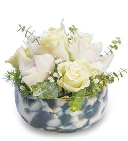 Masum Düşler Orkide ve Güller