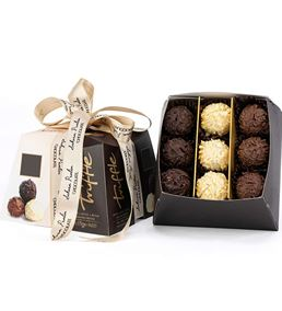 Natural Serisi Truff Spesiyal Çikolata Kutusu
