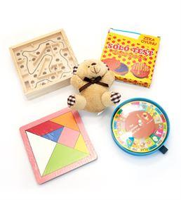 Nostaljik Mini Eğlence Kutusu