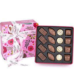 Pinky Serisi Metal Kutuda Spesiyal Çikolata