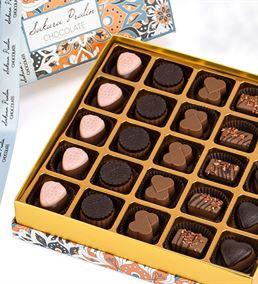 Premium Vintage Serisi Spesiyal Çikolata Kutusu