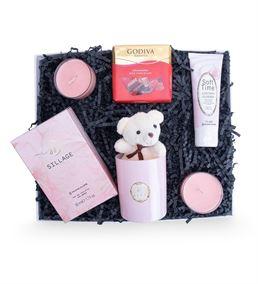 Romantik Dokunuşlar Kadın Parfümlü Hediye Kutusu
