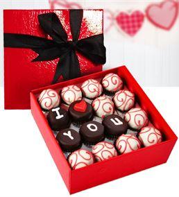 Seni Seviyorum Çikolatalı Lezzetler