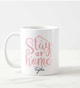 Stay at Home Pink Kupa
