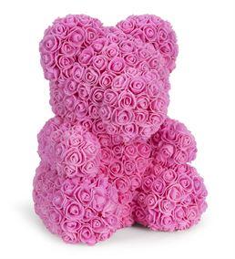 Teddy Bear Rose Pembe Solmayan Gül
