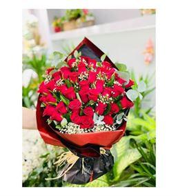 Vip Design Kırmızı Güller